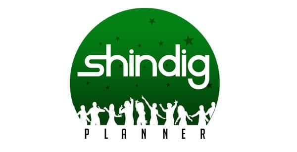 website design Ireland - logo for Shindigplanner