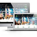 website design Ireland for Shindigplanner