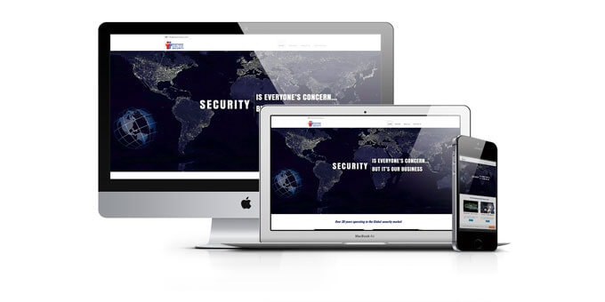 Web Design Ireland for  Responsesec