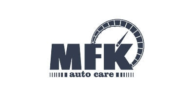 ckdesign clients mfk auto care logo website design