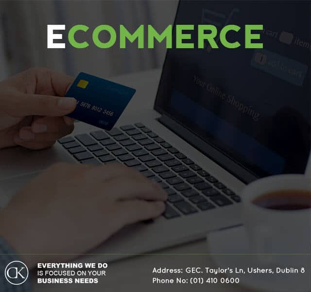 ECOMMERCE SERVICES BACKGROUND