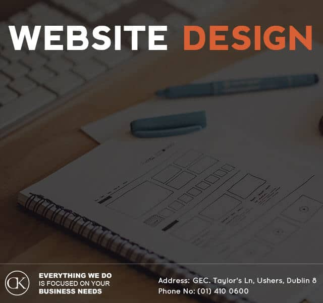 WEBSITE DESIGN SERVICES BACKGROUND