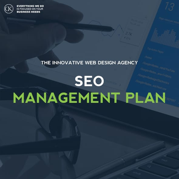 SEO MANAGEMENT CARE PLAN