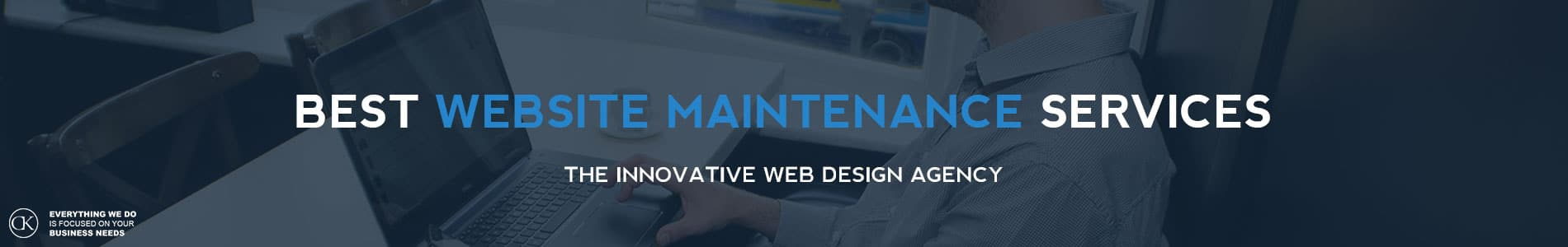 BEST website maintenance services dublin by CK web design dublin