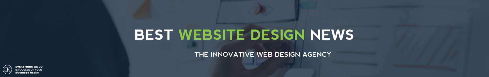 website design news by ck website design dublin