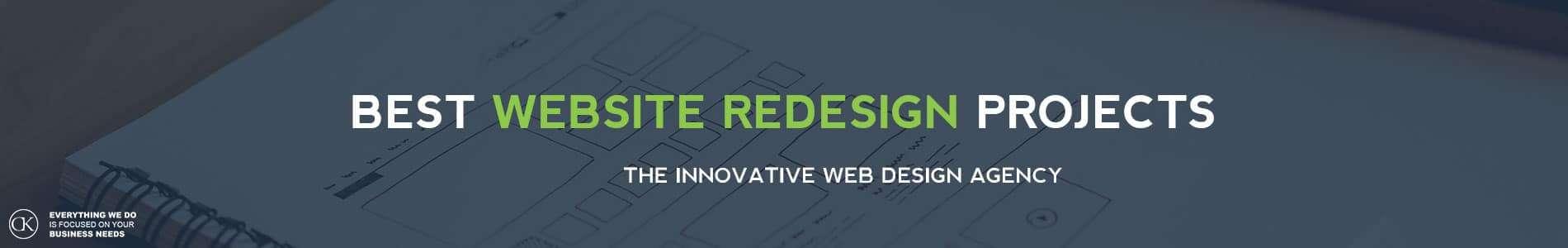 best website redesign dublin by CK web design dublin - featured website redesign image