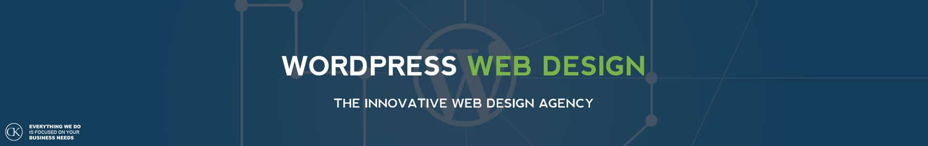 WordPress web design dublin - Featured image