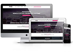 Web Design for Auto Vision Systems
