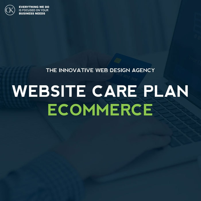 Website Care Plan for Ecommerce