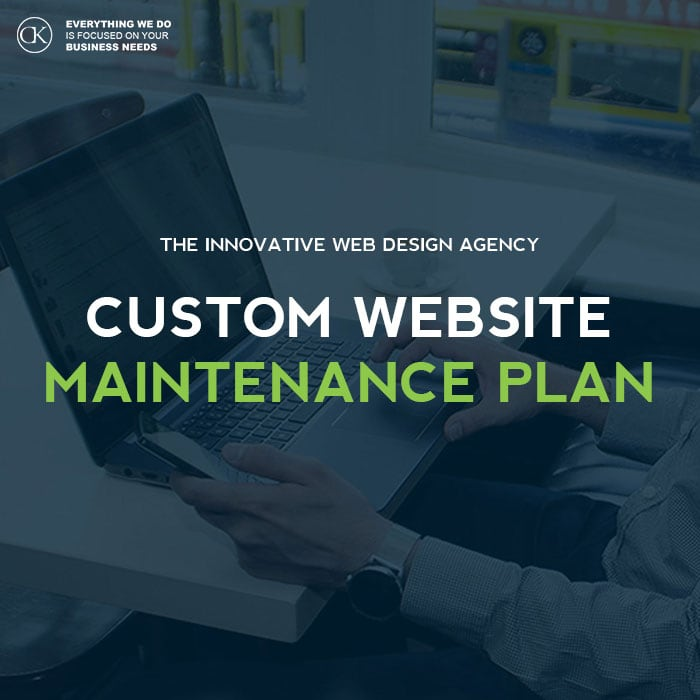 Custom Website Care Plan