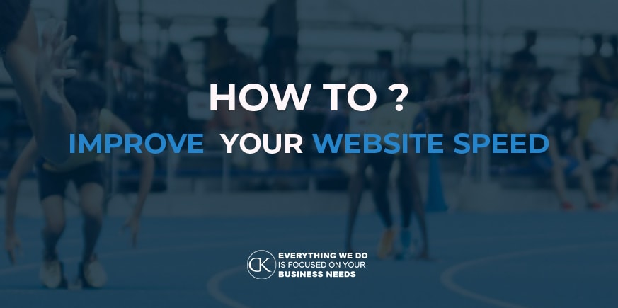 HOW TO IMPROVE YOUR WEBSITE SPEED?