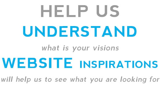 importance of website inspirations