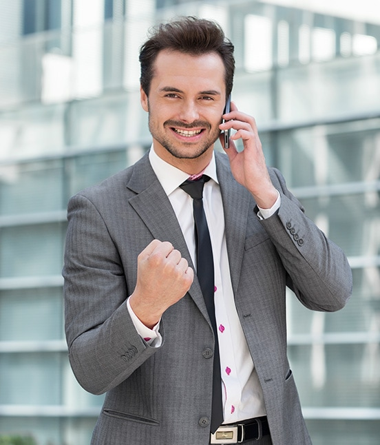 business owner have found the SEO agency right for his success