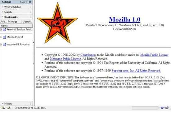 classic web design 1.0