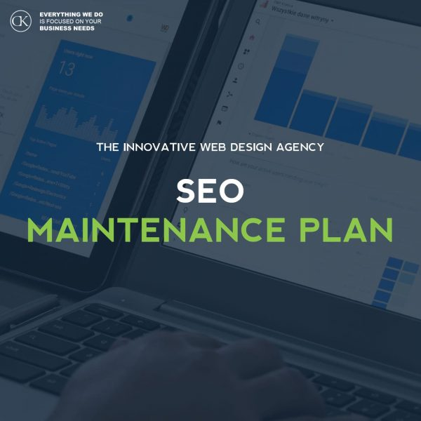 seo maintenance plan
