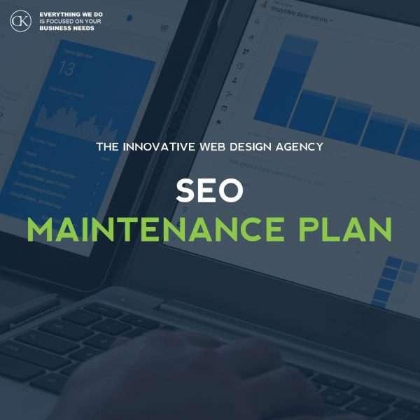 seo maintenance plan