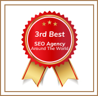 3rd best SEO Agency around the world